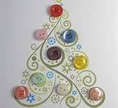 button christmas crafts - Bing Images