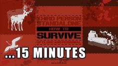 """A """"new"""" horror game... A refresh of a hit :) #HowToSurvive"""