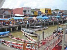 Rogerio Ferreira Moraes (Abaetetuba, Brazília) City, Places To Visit