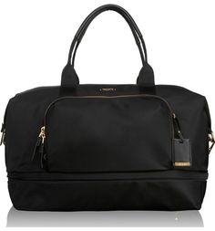 Tumi expandable duffel bag: http://www.stylemepretty.com/living/2016/12/09/weekender-bags-thatll-make-you-love-packing-for-holiday-getaways/