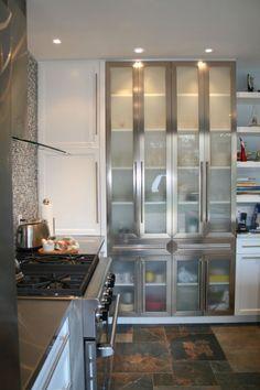 Home Design and Interior Design Gallery of Amazing Neutral Kitchen Design By Anne Bondarenko