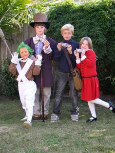 Image Detail for - Halloween Is All About the Costumes! | Nancy Hadley