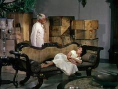 Set Design: Elephant Walk ( 1954 ) - Silver Scenes - A Blog for Classic Film Lovers