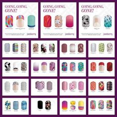 Going Going Gone .. http://20phalanges.jamberry.com/party/?uid=1c84c905-5baa-4e18-9b8f-fb9fd387761b