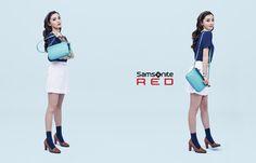 Samsonite Red Angelababy - Google 搜尋