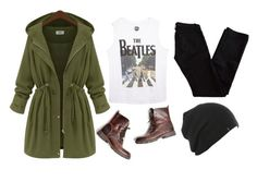 Basic street style by leandra-rebeka on Polyvore featuring polyvore, fashion, style, Wet Seal and J Brand
