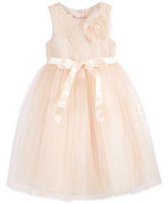 db3ad952492 Marmellata Little Girls  Ballerina Dress   Reviews - Dresses - Kids - Macy s