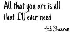 I Love Ed!