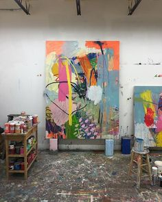 #studio #HENSE 72x96 inches