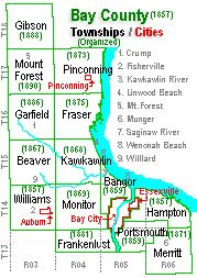 239 Best Bay City & Special Points Beyond in Michigan images