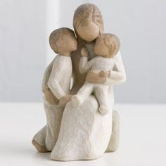 Willow Tree-Quietly #willowtree #statuette #decoration #homedecor