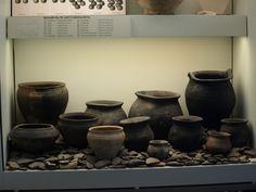Pottery (Wikinger Museum Haithabu)