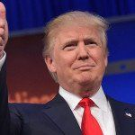 Trump adviser posts video of Donald Trump bashing Ronald Reagan's 1986 tax reform as expert witness for Democrats . donald-trump-thumbs-up