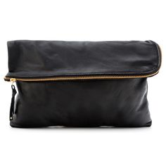 Perry Clutch Large Black