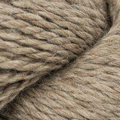 Cafe au Lait Cascade Baby Alpaca Chunky 18-20st 100g 99m £14.50 100% Baby Alpaca