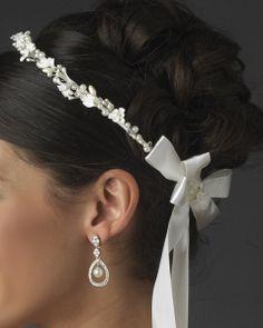 African American. Black Bride. Wedding Hair. Natural Hairstyles. beautiful...