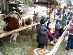 """Weihnachtsmarkt """"Weihnacht in der Brandstatt"""""""