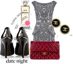 Parfume for date night by Katia Creative Studio