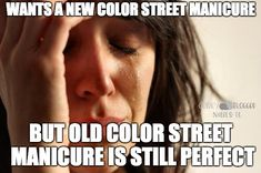 Too real. #ColorStre
