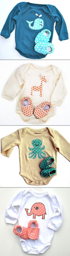 This Etsy shop has the cutest baby clothes! #babyclothes. For future baby gifts. #baby #baby