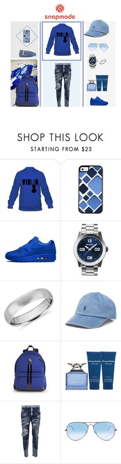 """""""Snapmade contest"""" by yvonne1406 ❤ liked on Polyvore featuring NIKE, Nixon, Blue Nile, Polo Ralph Lauren, Givenchy, Tommy Bahama, Dsquared2, Ray-Ban, Robert Graham and men's fashion"""