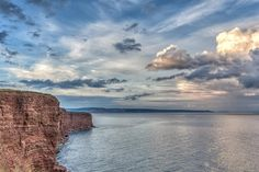 View towards Sidmouth Devon by @ChrisSchoter