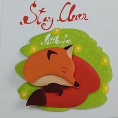 Cute little fox  #custom #handmade #gift #illustration #illustrator #paper #paperrelirf #paperart  #paperartist #papercut #papercrafting #custompapercut #folding #bestof #papercraft  #craft #handcut #instaart #instaartist #cute #little #fox