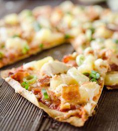 healthy thin crust pizza recipe