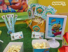 Henry Hugglemonster Birthday Party Ideas   Photo 1 of 7