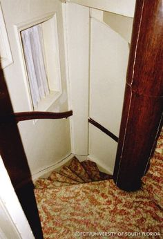 Corrie Ten Boom Photograph Gallery Residents Would Have To Climb 3 Steep Stairs Get Corries Hiding Place