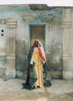 Chaik, Dakar, 2001 Sibylle Bergemann