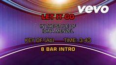 Idina Menzel - Let It Go (Karaoke)