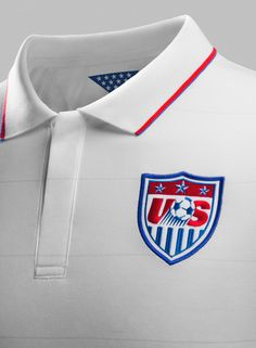 Free shipping new 2014 Brazil World Cup Team USA home football uniforms 3acfc5b99