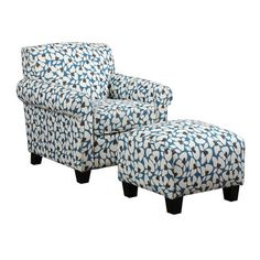 Winnetka Chair Helen Blue, $412, now featured on Fab.