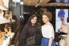 Premiera kolekcji Kazar 2014 #kazar #collection #designer #moda #style #shoes #boots #Fashion #szpilki #wiosna #highfashion #woman #man #trend #comfort #trendy #fashionable #stylish #vogue Anna Wierzbicka i Gosia Baczyńska