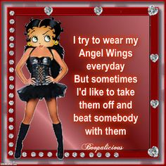 Betty Boop | Jewels Art Creation