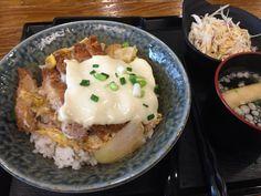 2016.6.28 점심. 치즈 가츠동