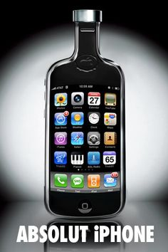 Absolut iPhone