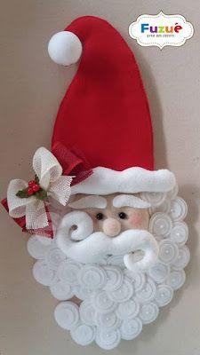 Beautiful Christmas Decorations, Felt Christmas Decorations, Felt Christmas Ornaments, Christmas Stockings, Christmas Wreaths, Christmas Leggings, Christmas Craft Projects, Christmas Sewing, Felt Crafts
