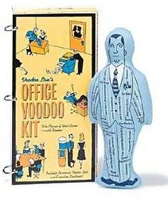Office Voodoo Kit. I've never seen this before, I need it.