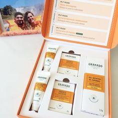 Quem me acompanha nos stories sabe que ontem recebi uma caixa do amor da @granadopharmacias ! 🍂Gostaria de agradecer a assessoria da marca pela lembrança e dizer pra vocês que vai sair resenha de todos os produtos lá no blog ! .🍁....#recebidos #blogueira #granado #presskit #influenciadora