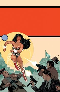 Wonder Woman #600  by Adam Hughes