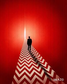 Graphic Designer/Illustrator/Movie-Collector/David Lynch Fan/In Love With The Most Beautiful (São Paulo) Girl Ever! New Twin Peaks, Twin Peaks 2017, Twin Peeks, Stairs And Doors, David Lynch Twin Peaks, Kyle Maclachlan, Graffiti Photography, Old Movie Posters, Between Two Worlds