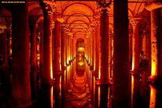 Basilica cistern - İstanbul