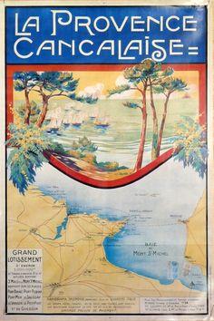 ✨ Port-Mer, La Provence Cancalaise, 1923