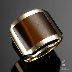 This reminds me of a cigar and flask a true gentleman's ring ~Carrie Jewelry Rings, Jewelery, Jewelry Watches, Jewelry Accessories, Fashion Accessories, Jewelry Design, Ring Watch, Mode Masculine, Ring Bracelet
