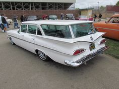 1959 chevrolet stationwagon by bballchico, via Flickr