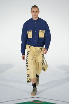 Wood House Spring 2018 Men's Fashion Show