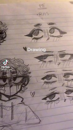 Anime Drawings Sketches, Cool Art Drawings, Cartoon Drawings, Art Inspiration Drawing, Art Inspo, Hand Drawing Reference, Art Reference, Drawing Expressions, Hippie Art