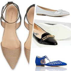 50plus style: Flats don't have to be frumpy- pointy toed flat shoes   Fab after Fifty   Information and inspiration for women over 50